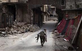 Syria War Telegraph