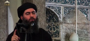 IRAQ-UNREST-IS-BAGHDADI-CALIPH